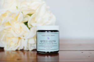 Try After Glow for effective exfoliation!